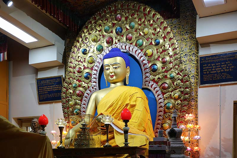 monasteries in Mcleodganj and Dharamshala