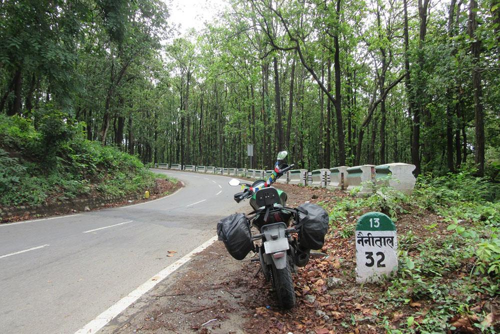 how to reach Nainital