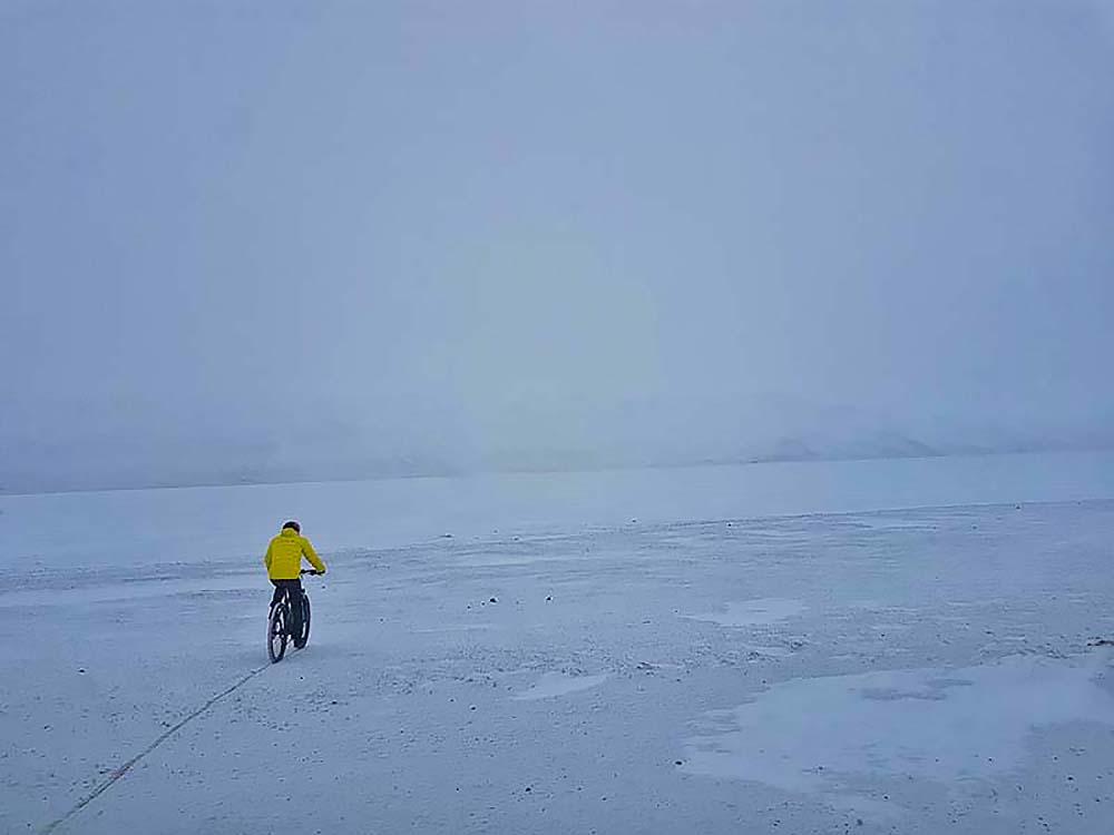 cycling in leh