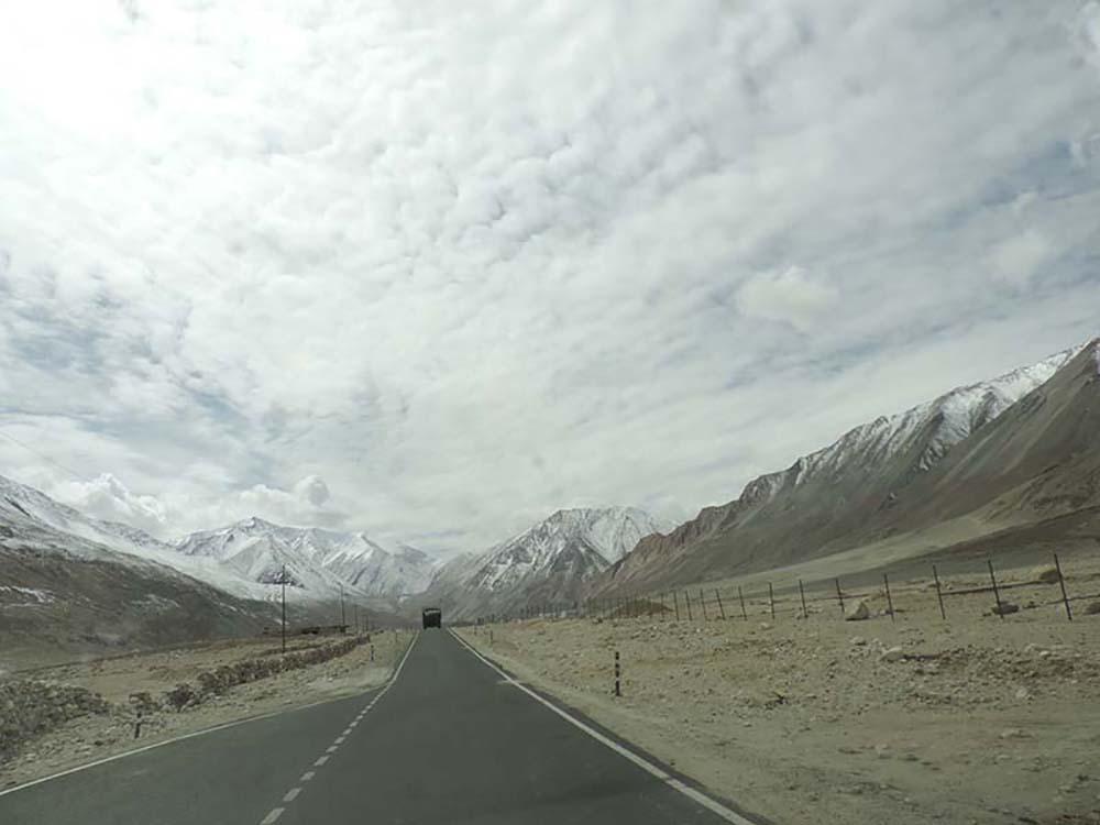 shyok road