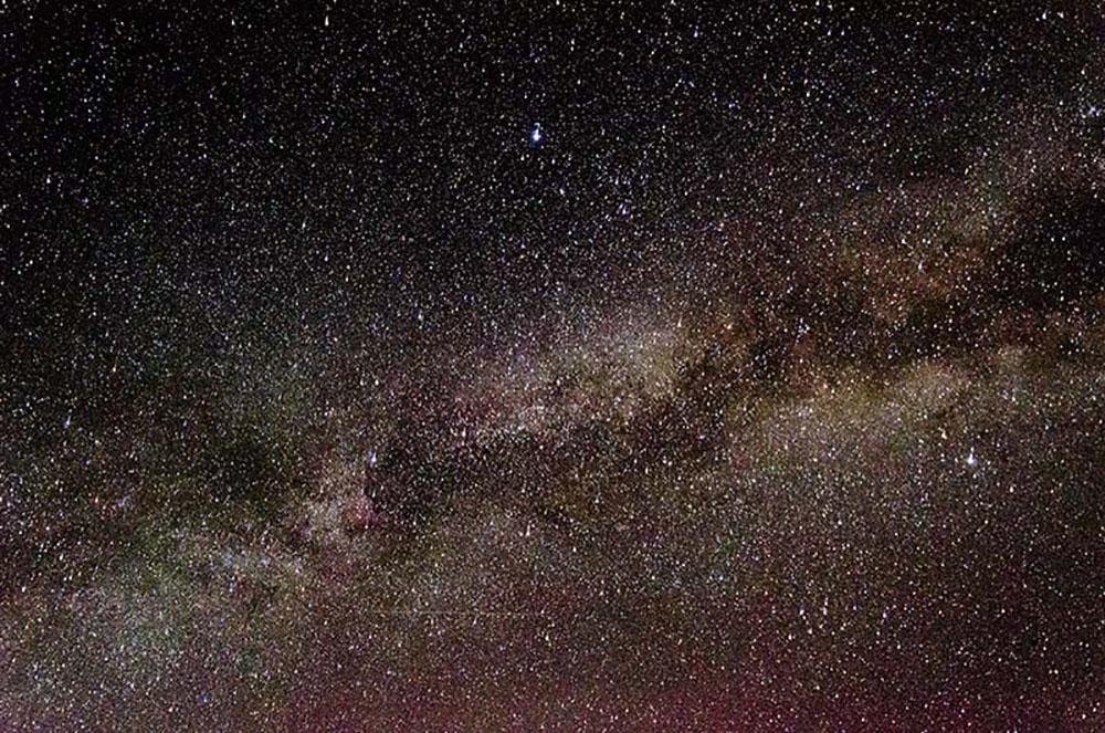 night sky in ladakh