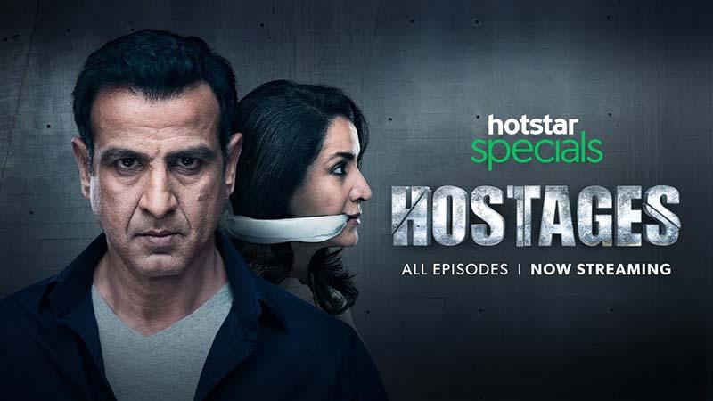 hotstar hostage