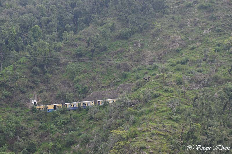 how to reach spiti valley by train