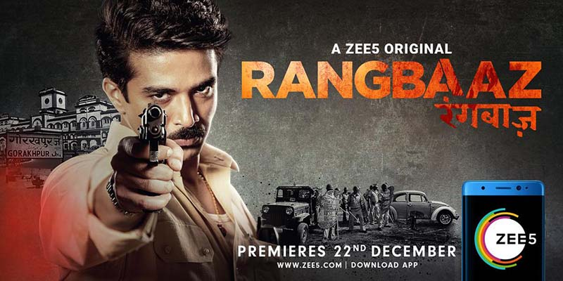 review of Zee5 rangbaaz