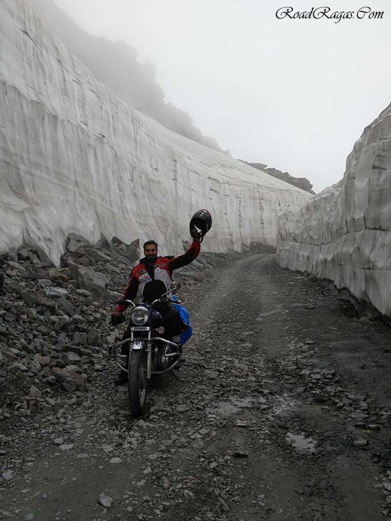 Sach Pass Bike Trip