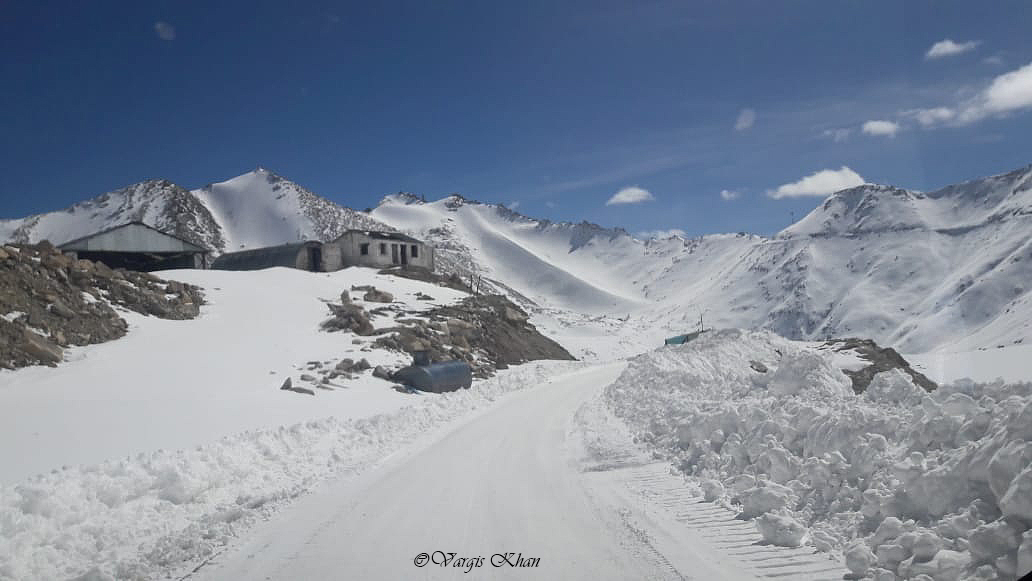ladakh in march