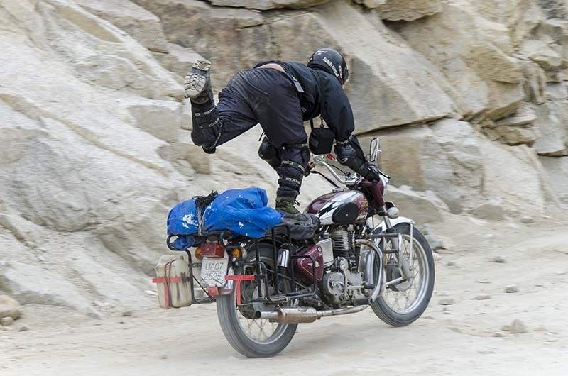 precautions for ladakh trip