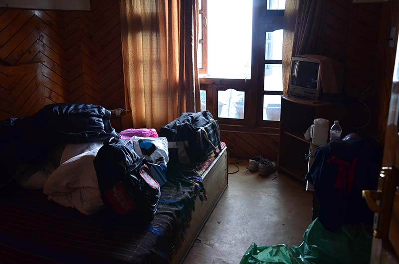 hotel in narkanda