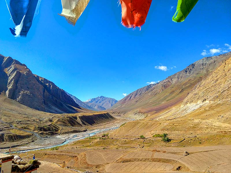 pin valley to kunzum pass