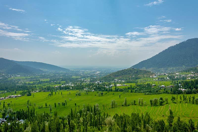 srinagar to gurez valley