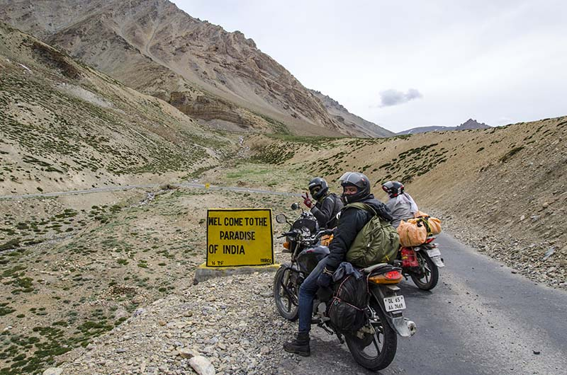 Bike Trip to Leh Ladakh