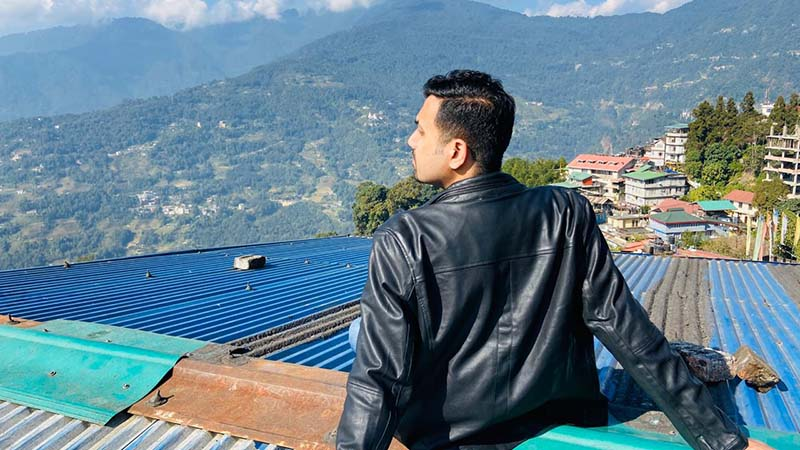 Sightseeing in Gangtok