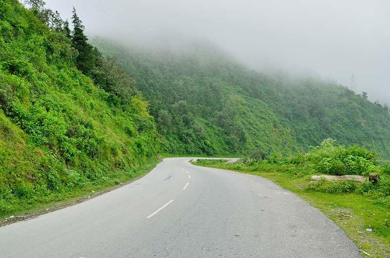 Less Crowded Hill Stations in Uttarakhand
