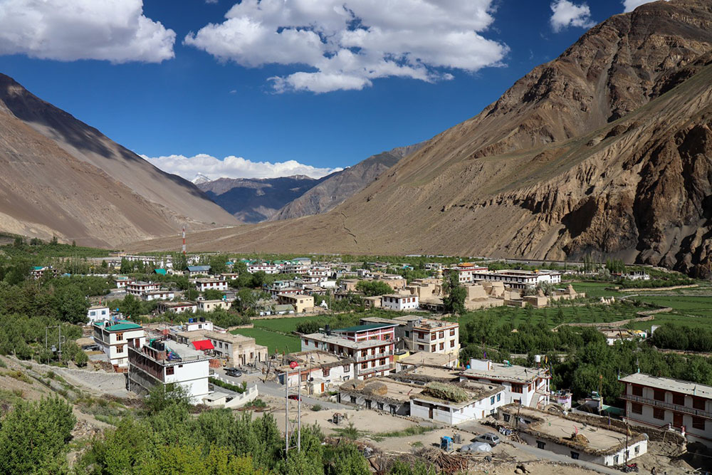 tabo village