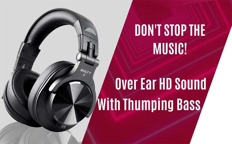 Boltt Blast Headphones Review