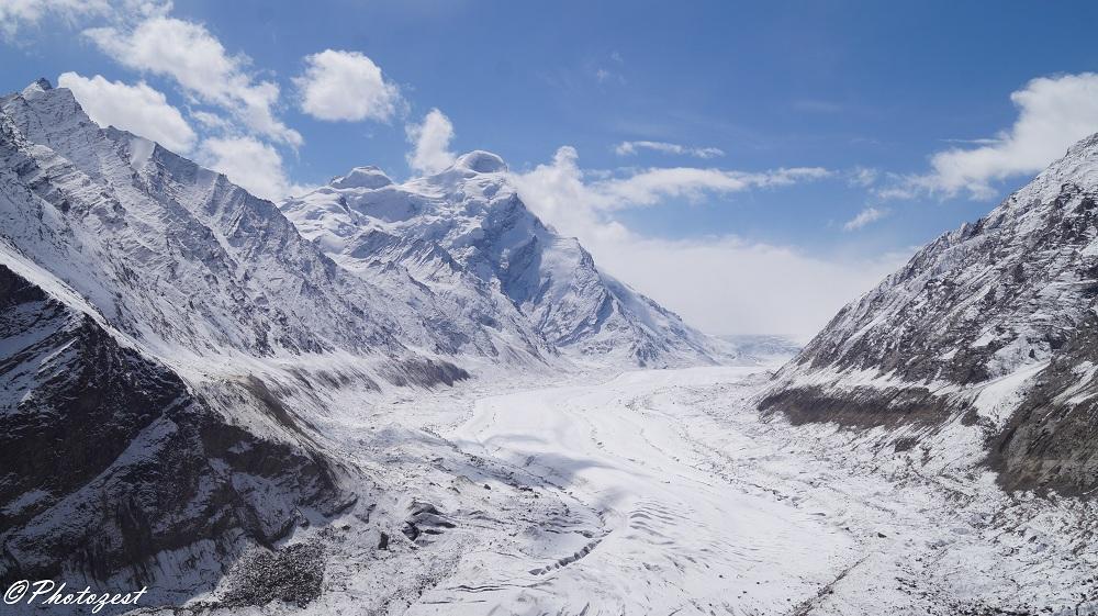 drang drung glacier