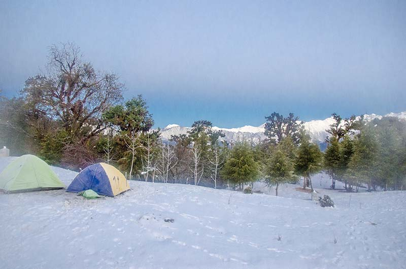 Essential Items for Camping Trip in Cold Weather