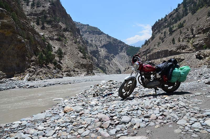 bike trip to spiti valley in may