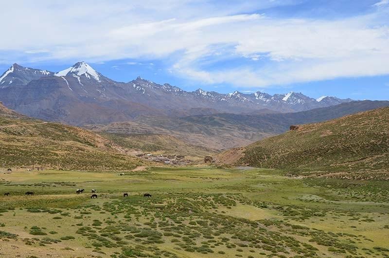 hikkim village