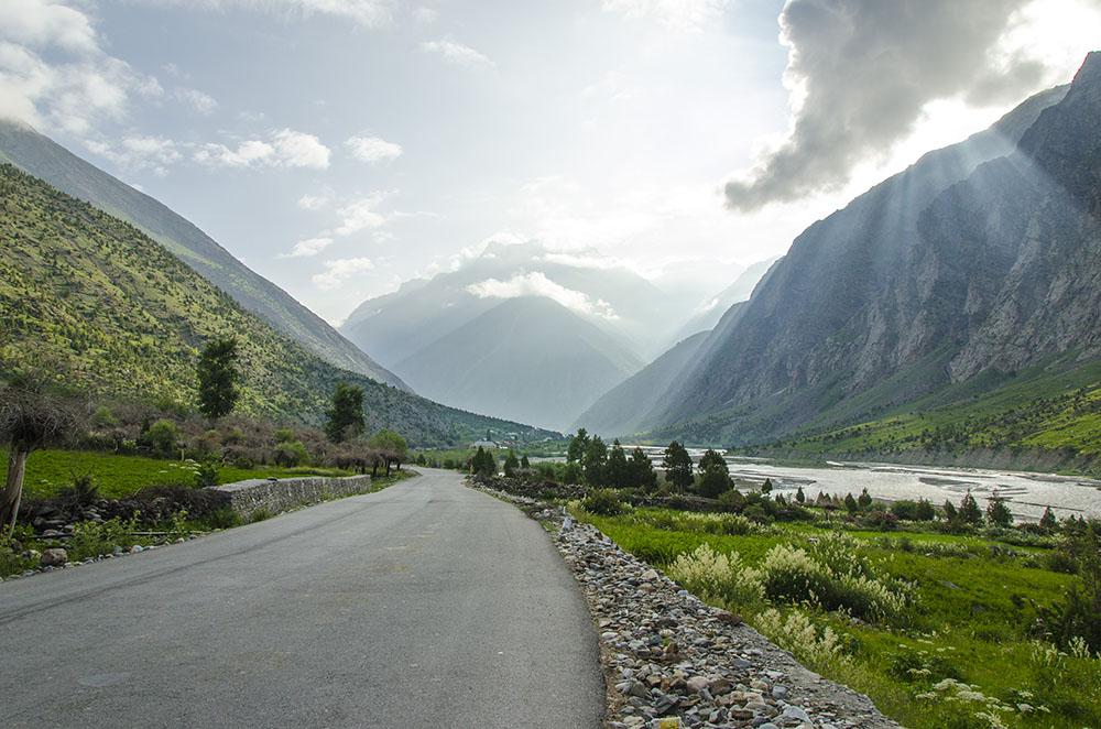 leh ladakh in may