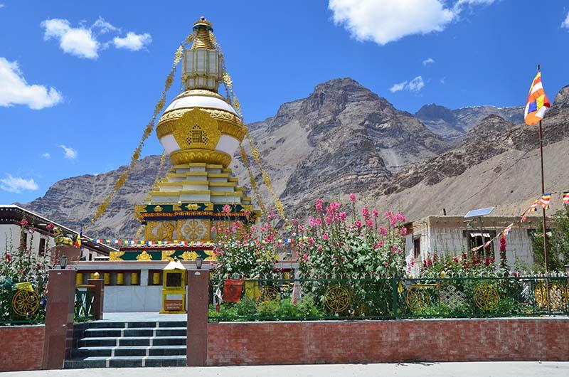 Tabo Monastery Spiti Valley