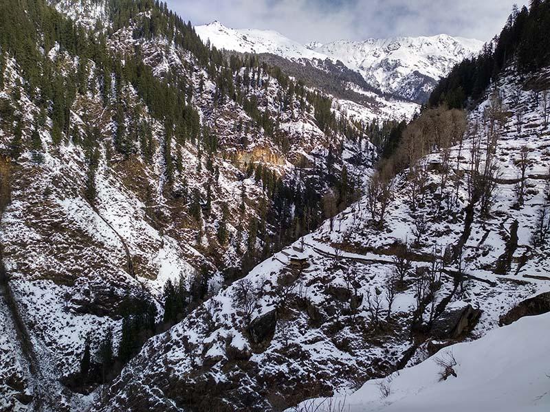 trekking in malana
