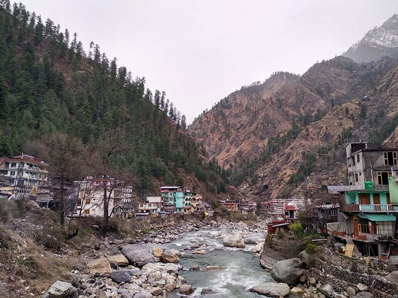 hotels in parvati valley