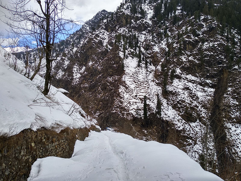 trekking in parvati valley