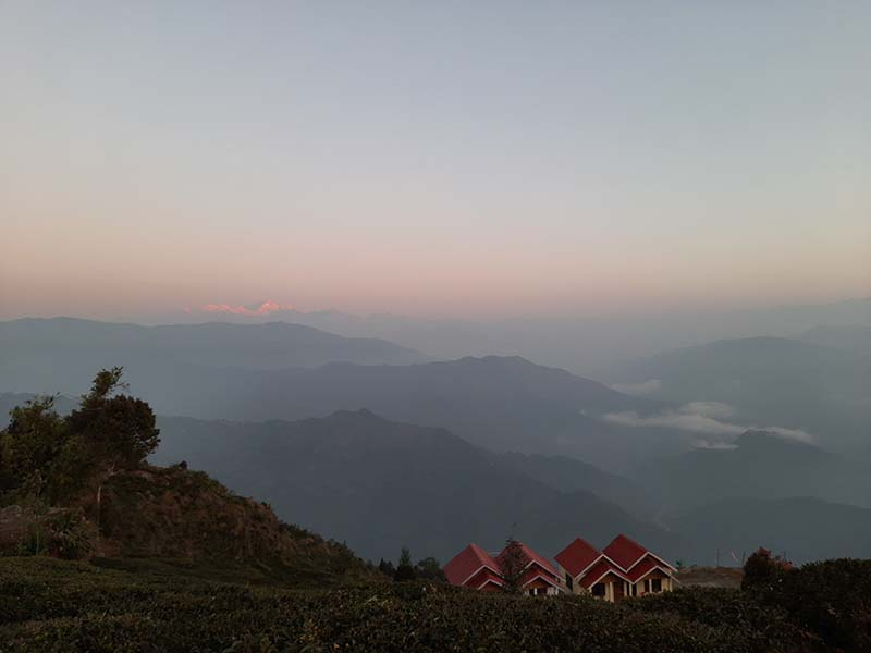 bike trip to darjeeling