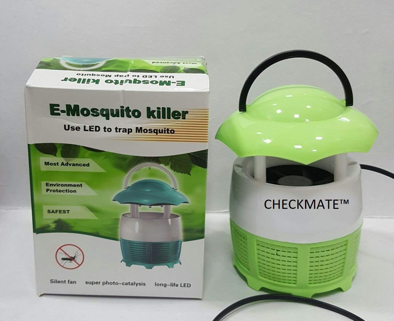 Checkmate Electronic Led Mosquito Killer Lamp
