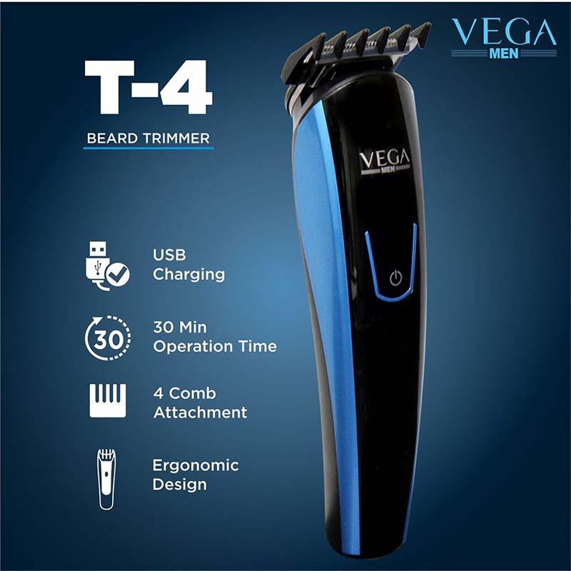 vega t4 trimmer review