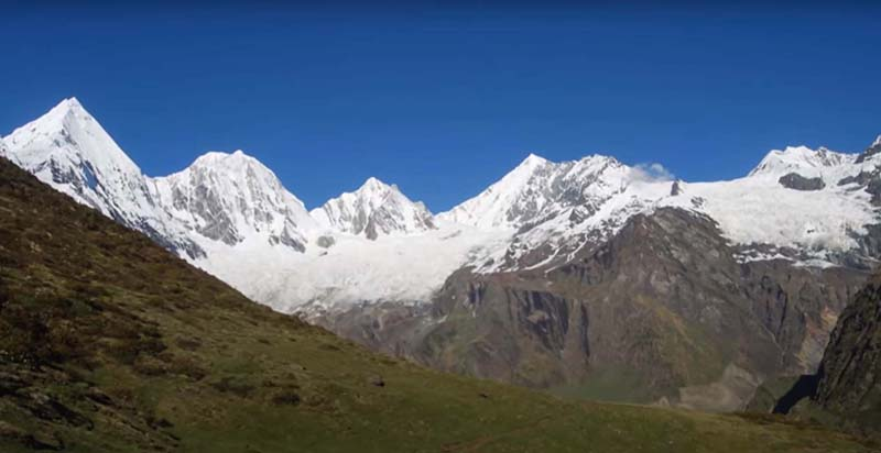 darma valley trek