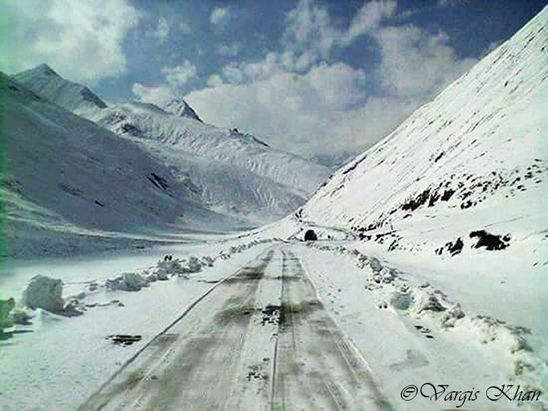 winter trip to ladakh