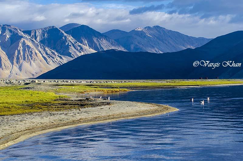 Leh Ladakh or Spiti Valley