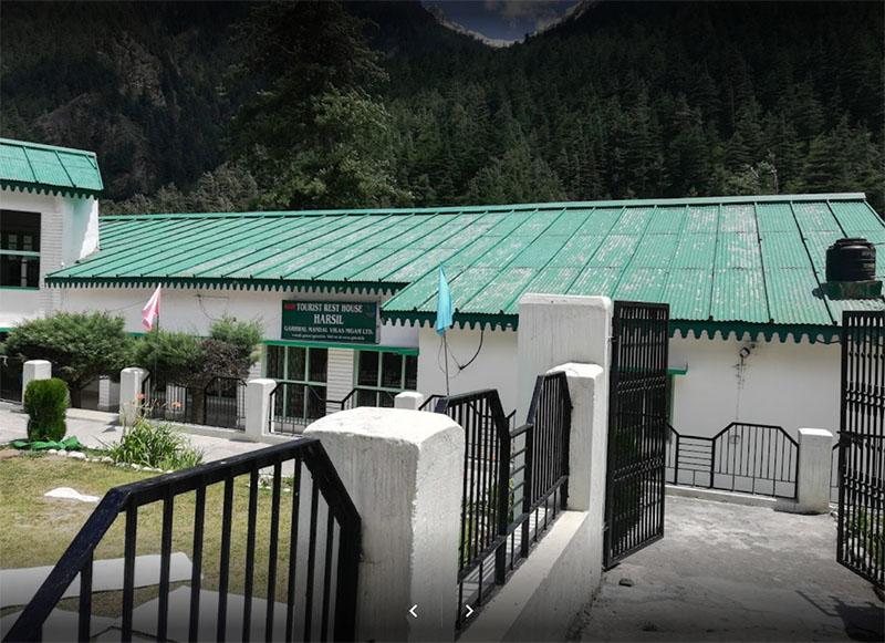 GMVN Rest house in Harsil