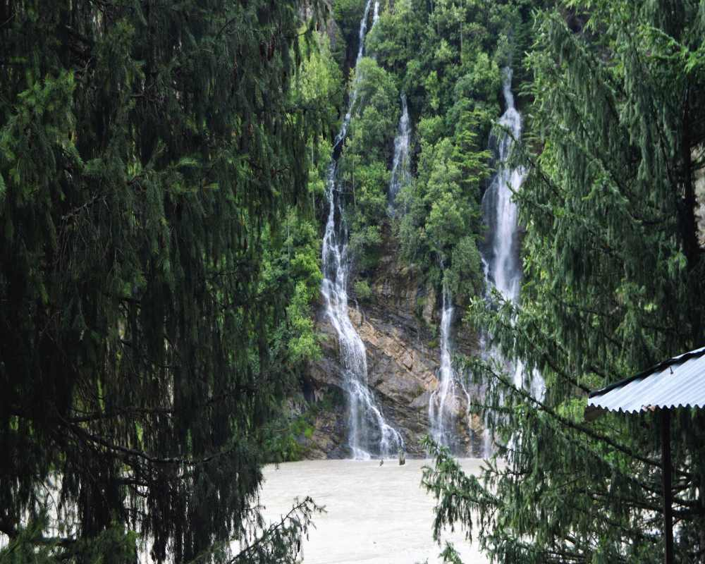 mandakini falls