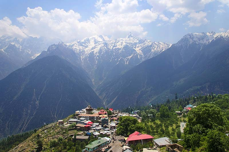 best time to visit kalpa
