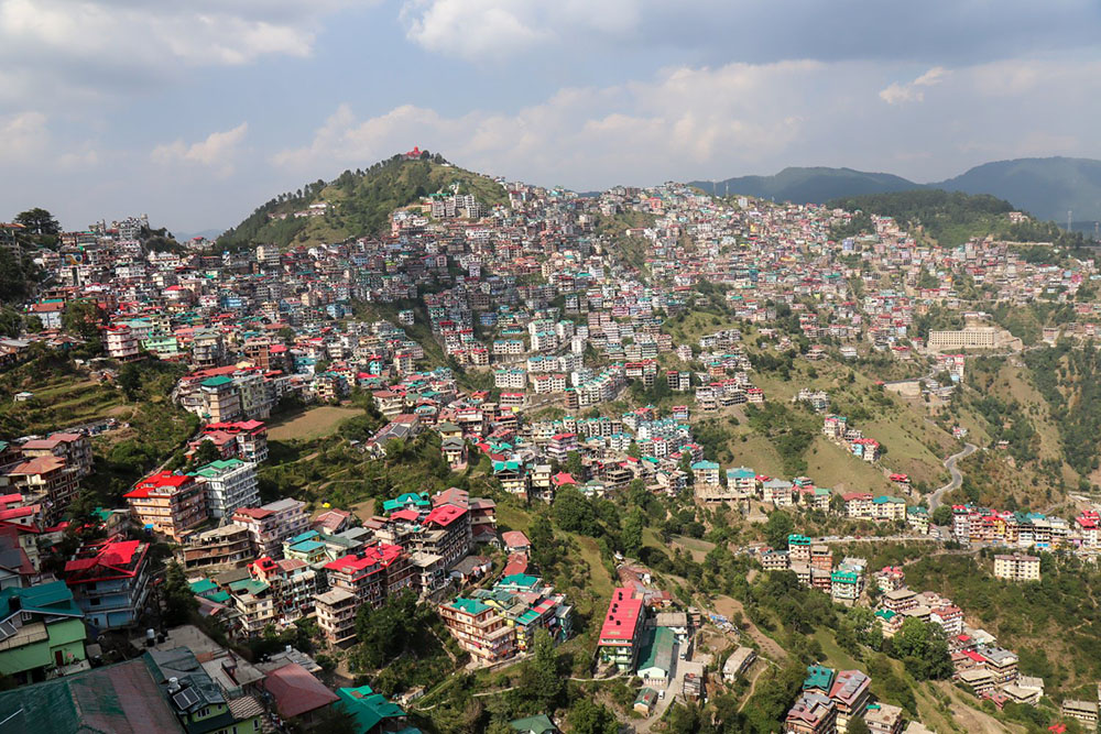 What to See in Shimla