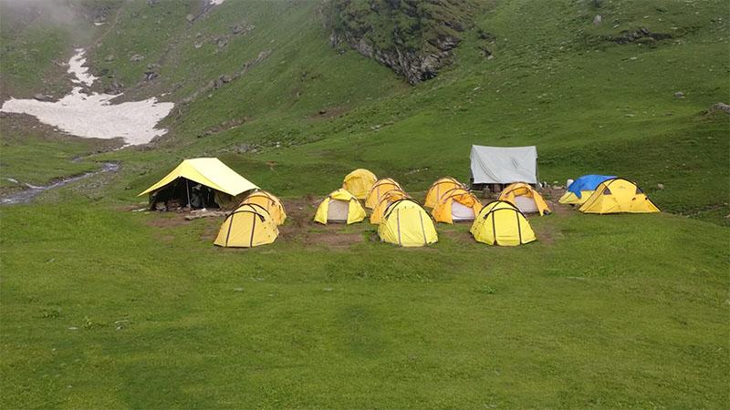rola kholi campsite