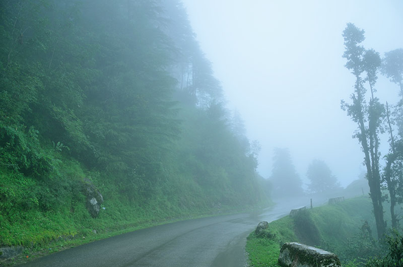 monsoon in kumaon