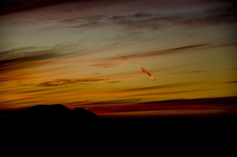 kali ka tibba sunset