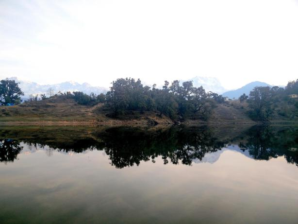 reflections in deoria tal