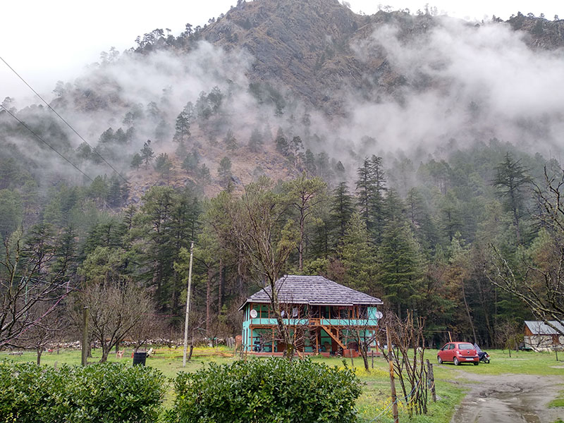 cost of living in kasol