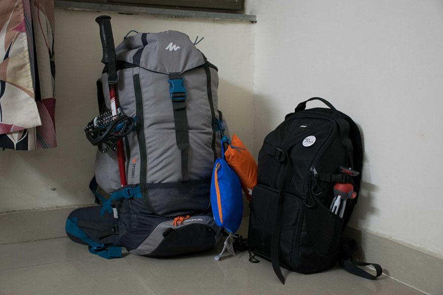 packing for pin parvati trek