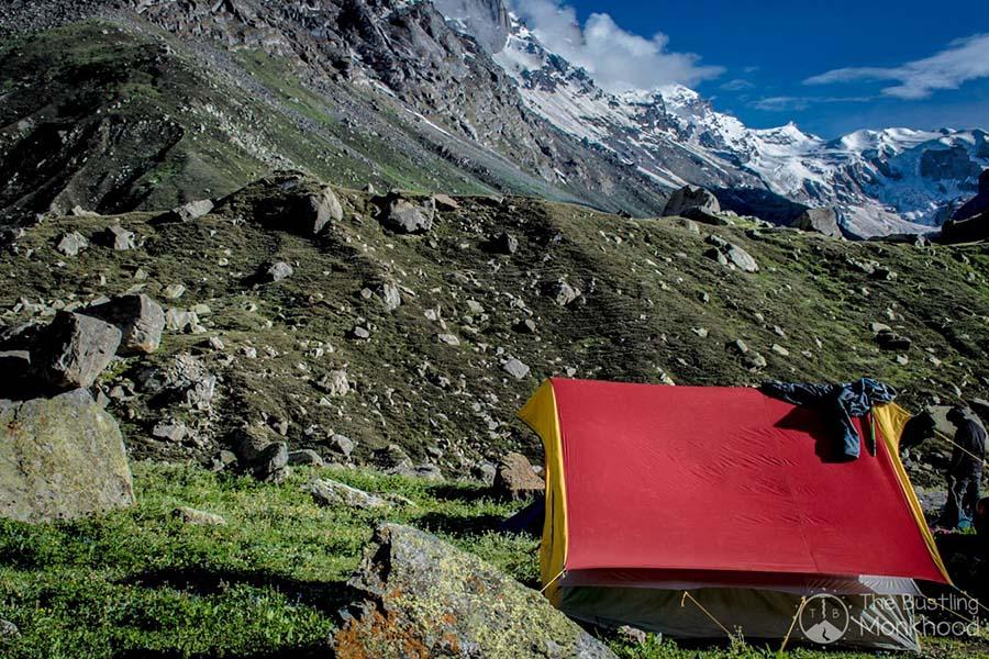 pandu pul campsite