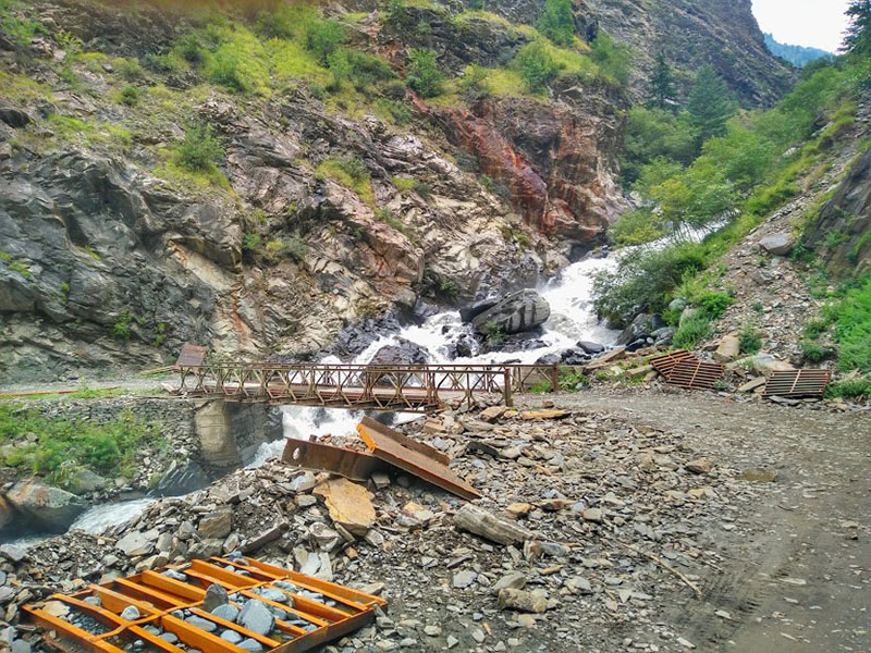 sach pass to spiti valley