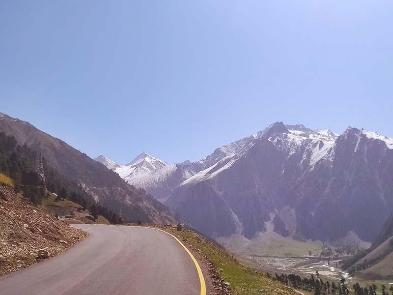 Srinagar to Kargil