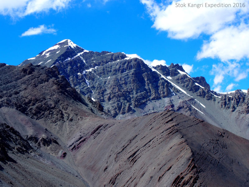 stok kangri base camp