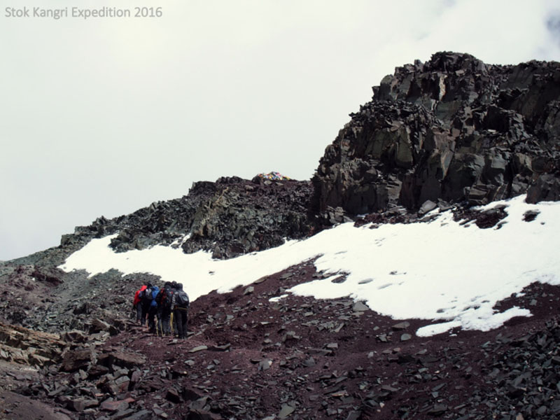 base camp to summit