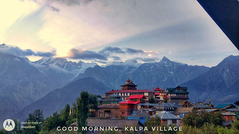 places to visit in kalpa